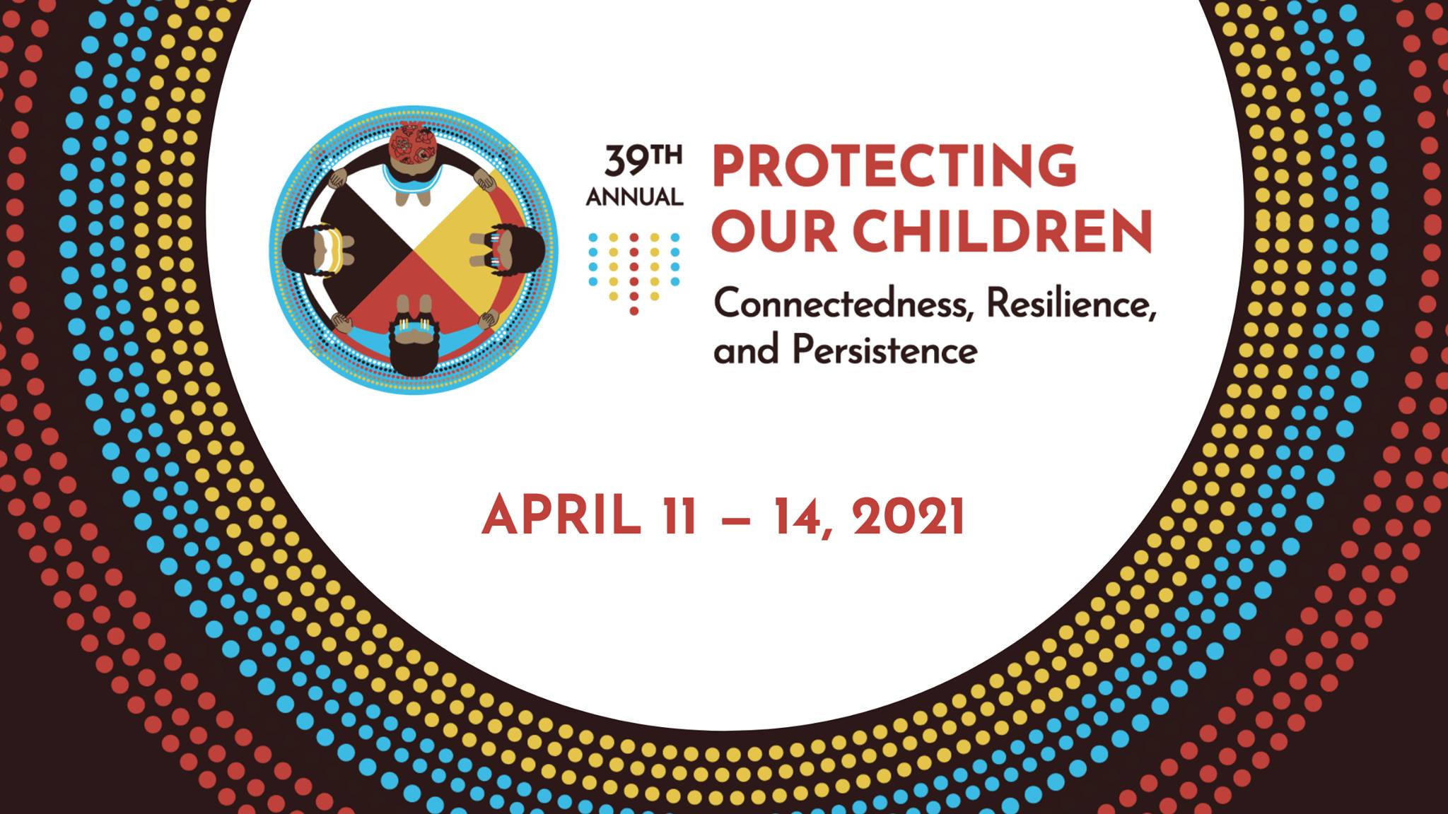 NICWA Protecting Our Children 39th Annual Event Logo
